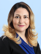 Sally Flores, Insurance Agent