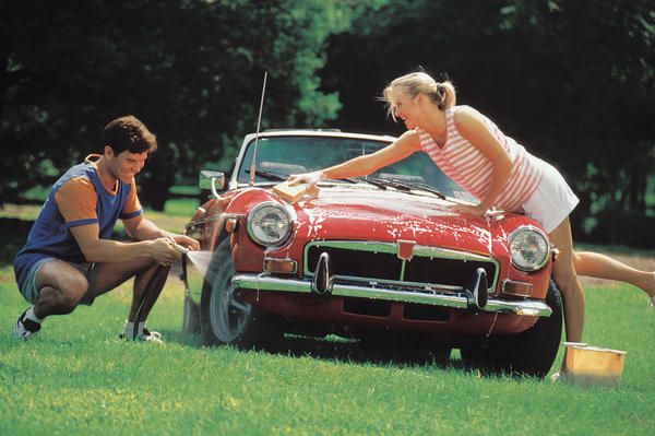 Neighborhood Insurance Agency - Classic Cars Around Plymouth