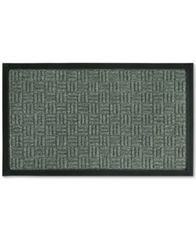 "Image of Bacova Floorsaver 18"" x 30"" Parquet Doormat"