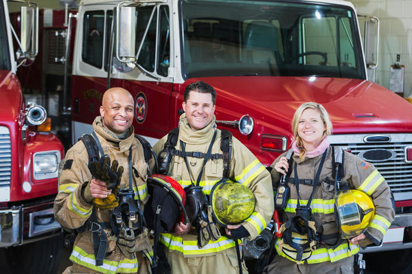 Mindy Payne - Pocatello Fire Department and The Allstate Foundation