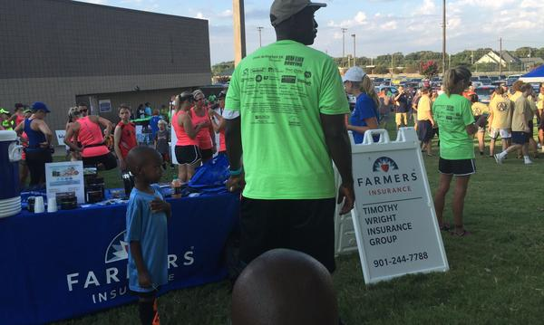 Arlington 5k Sponsor for Education