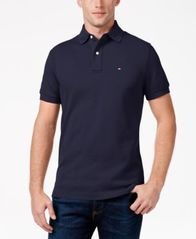 Image of Tommy Hilfiger Men's Classic-Fit Ivy Polo, Created for Macy's
