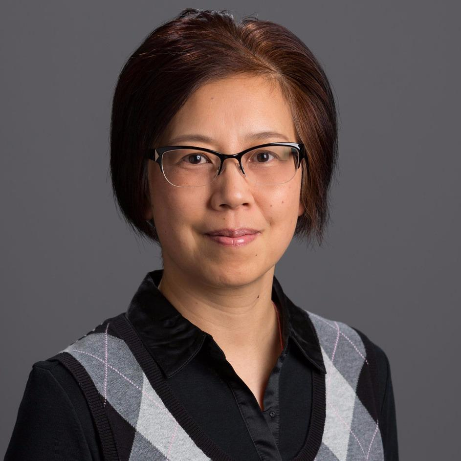 Headshot photo of Jing Shen, DDS