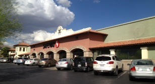 Safeway store front picture of 4752 E Sunrise Dr in Tucson AZ