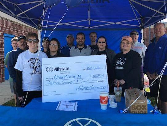 George Gray - Civitan International Receives Allstate Foundation Helping Hands Grant