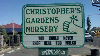 Christopher's Gardens Nursery