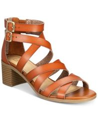 Image of Material Girl Danna Sandals, Created for Macy's