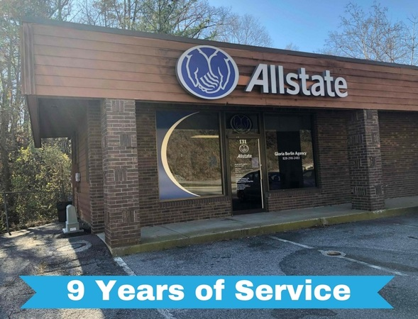 Gloria Berlin - Celebrating Nine Years of Service in Asheville
