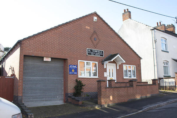 H Towell Funeral Directors in Mountsorrel, Loughborough