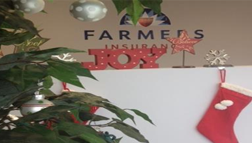 It's Christmas at the Shanna Tabor Agency - Farmers® Insurance - Jackson TN