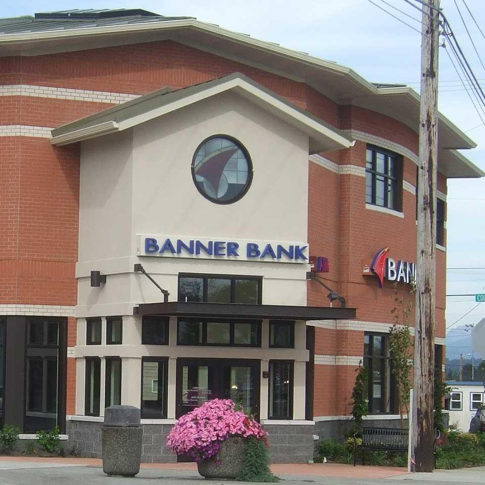 Banner Bank Colby branch in Everett, Washington