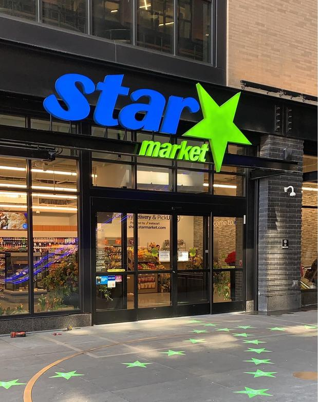 Star Market Store Front Picture - 90 Causeway St in Boston MA