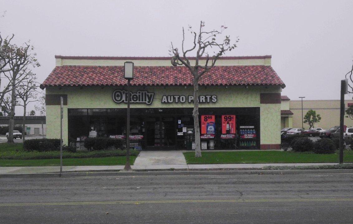 147 West Main Ventura Ca O Reilly Auto Parts