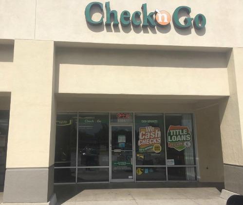 Payday Loans Sacramento Ca 95842 Check N Go Cash