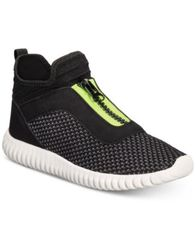 Image of Dirty Laundry Helium Knit Black Sneakers