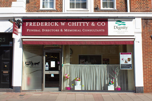 Frederick W Chitty & Co Funeral Directors