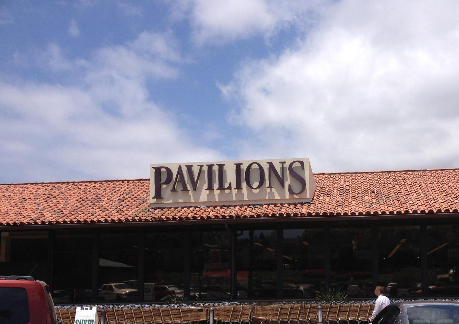 Pavilions store front picture at 29211 Heathercliff Rd in Malibu CA