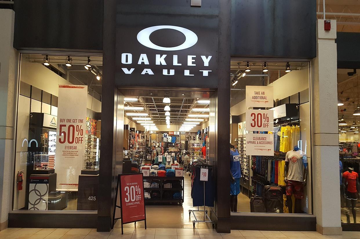 7ace67382bd Oakley Vault in 12801 W Sunrise Blvd Sunrise