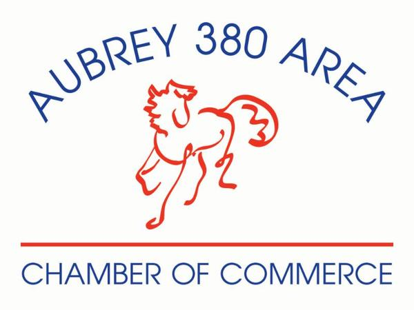 Member of Aubrey 380 AREA Chamber of Commerce