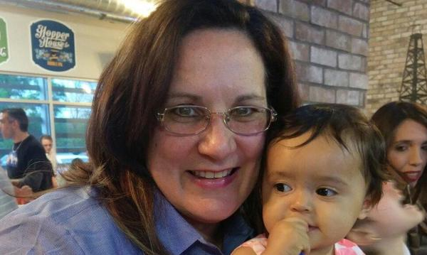 My Wife Migdy and my little Granddaughter Andrea!!!