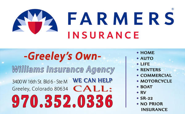 In Greeley but for All of Colorado, We can help!!!