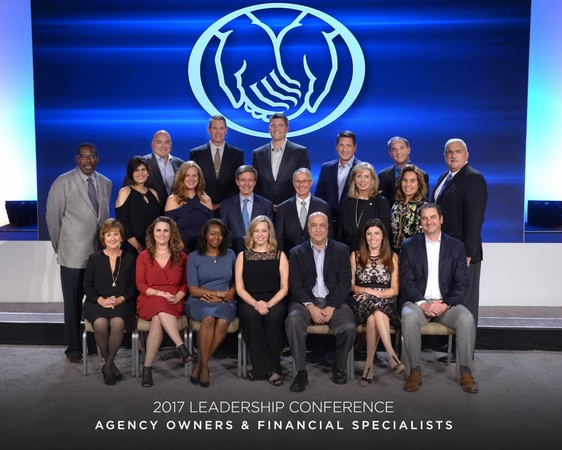 Agency Insurance Services - Participating in Allstate's Leadership Conference