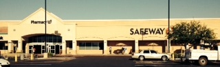 Safeway Store Front Picture at 1637 N Trekell Rd in Casa Grande AZ