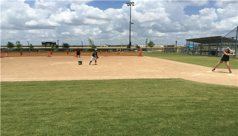We are a proud sponsor of the Prosper Little League & their Home Run Derby!
