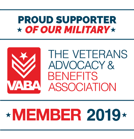 logo for veterans advocacy and benefits association