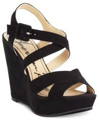 Image of American Rag Rachey Platform Wedge Sandals, Created for Macy's