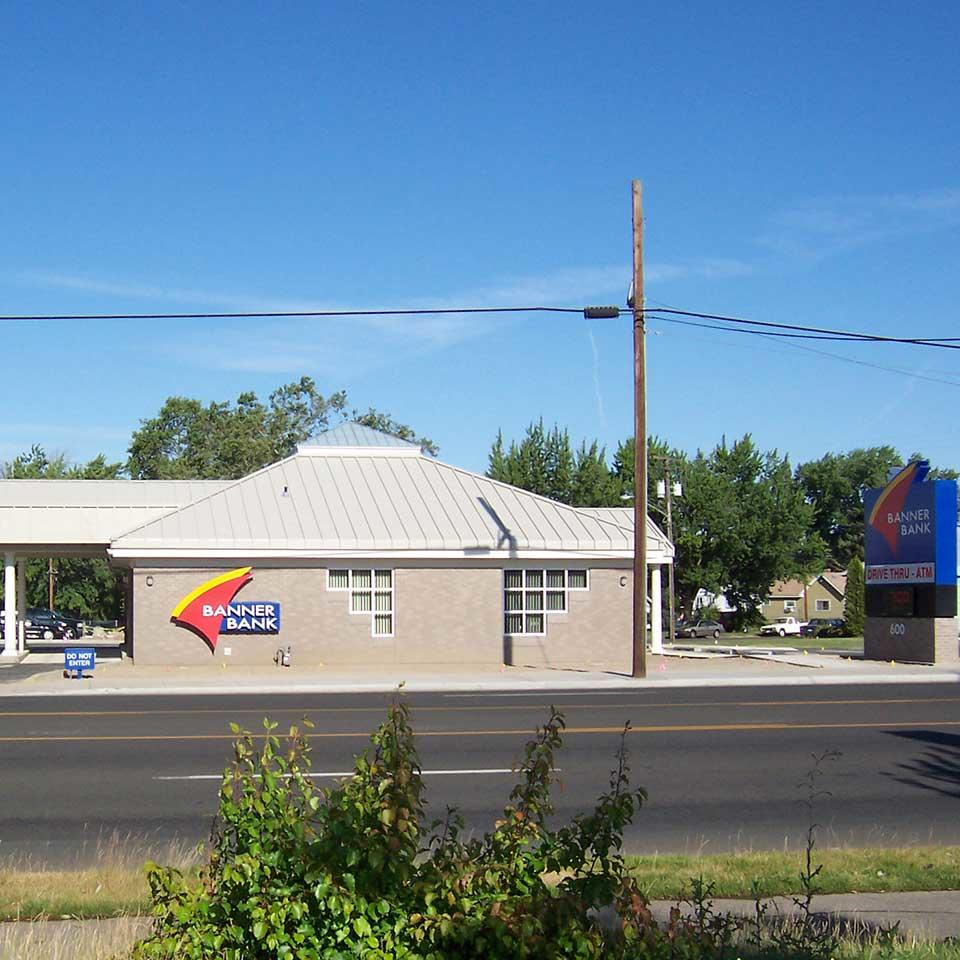 Banner Bank 9th Avenue branch in Walla Walla, Washington