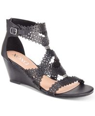 Image of XOXO Satisha Wedge Sandals