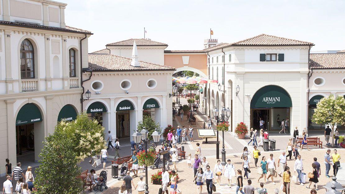 Noventa di Piave Designer Outlet at Noventa di Piave, Italia ...