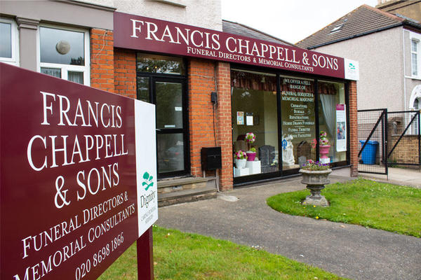 Francis Chappell & Sons Funeral Directors in Catford