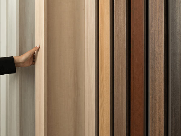 Custom color woods for custom cabinets| California Closets