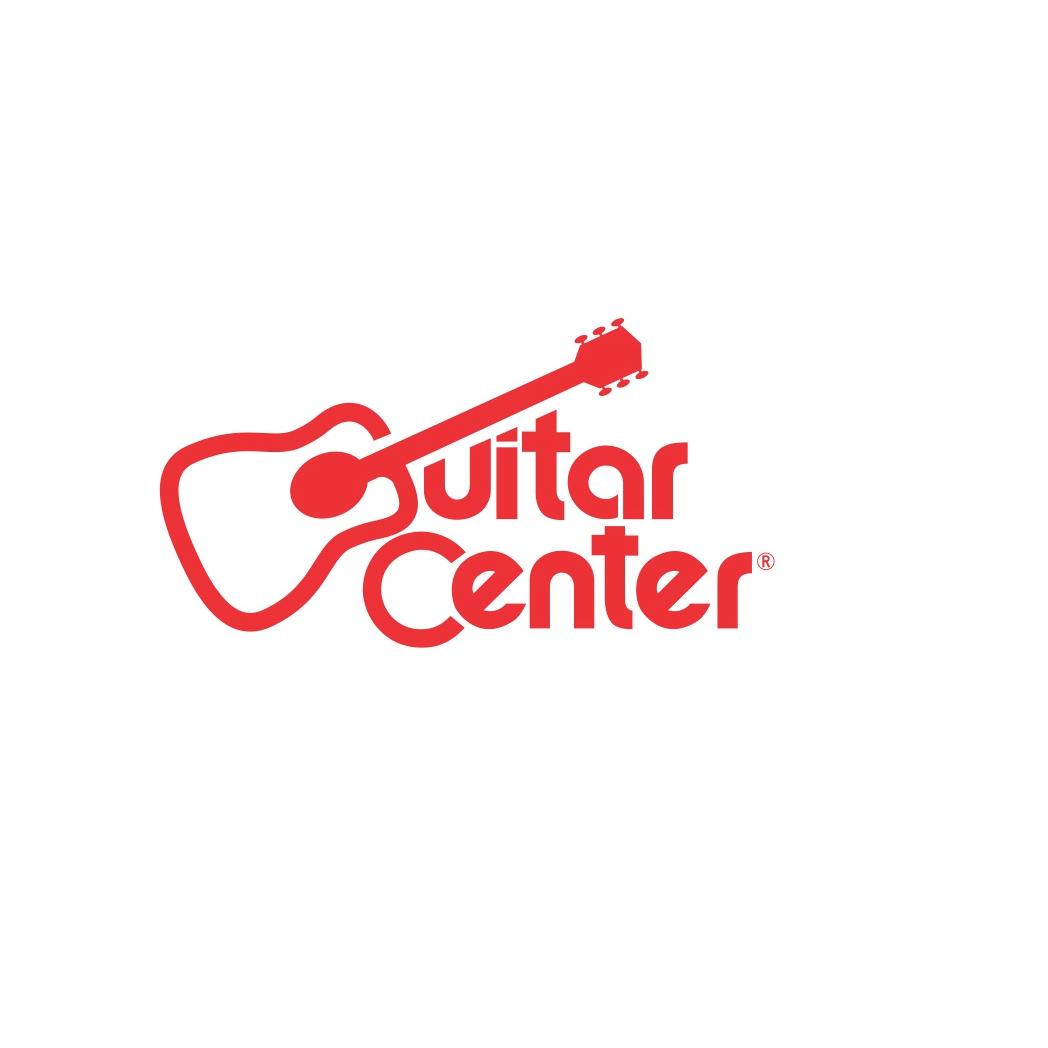 times square / new york city guitar center store