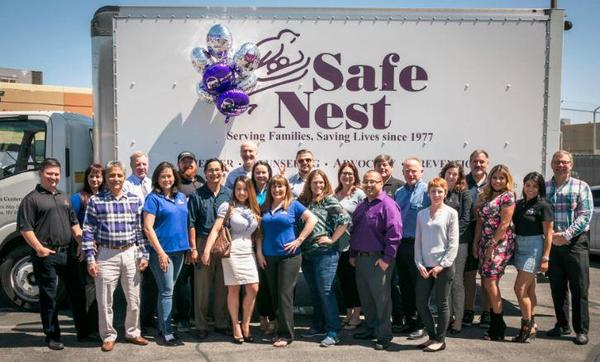 Moe Elousta - SafeNest Receives Allstate Foundation Helping Hands Grant