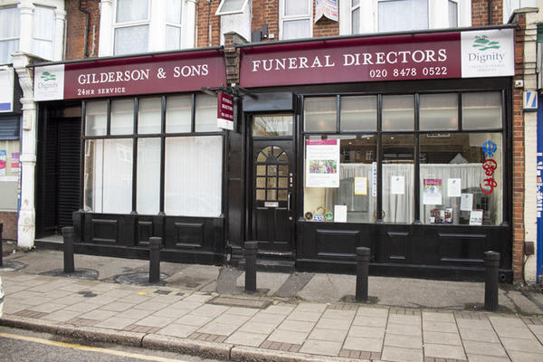Gilderson & Sons Funeral Directors in Ilford