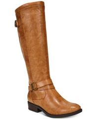 Image of Bare Traps Yalina Riding Boots, A Macy's Exclusive Style