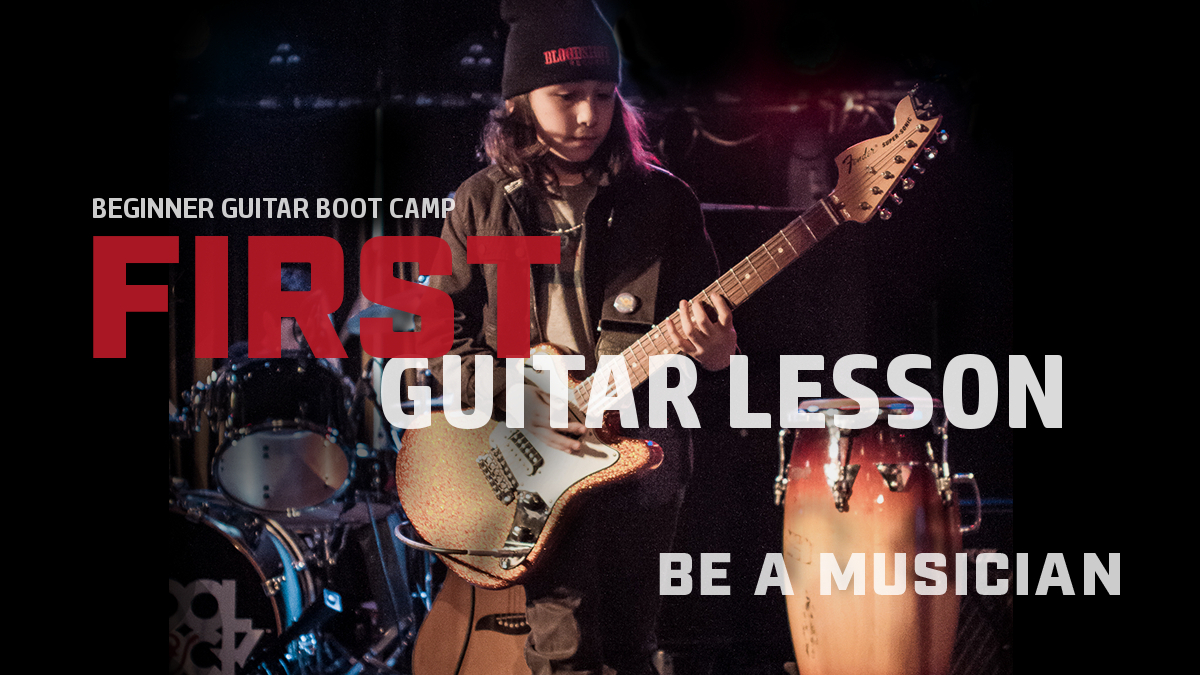 Image of Beginner Guitar Boot Camp