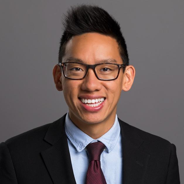 Headshot photo of Edward J Wang, DMD