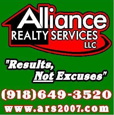 Alliance Realty Services, LLC. &#34;Results, NOT Excuses&#34;<br><br>