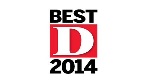 Voted One of D Magazine's Best Insurance Agents for 2014