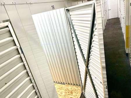 80 Riverside Blvd storage facility
