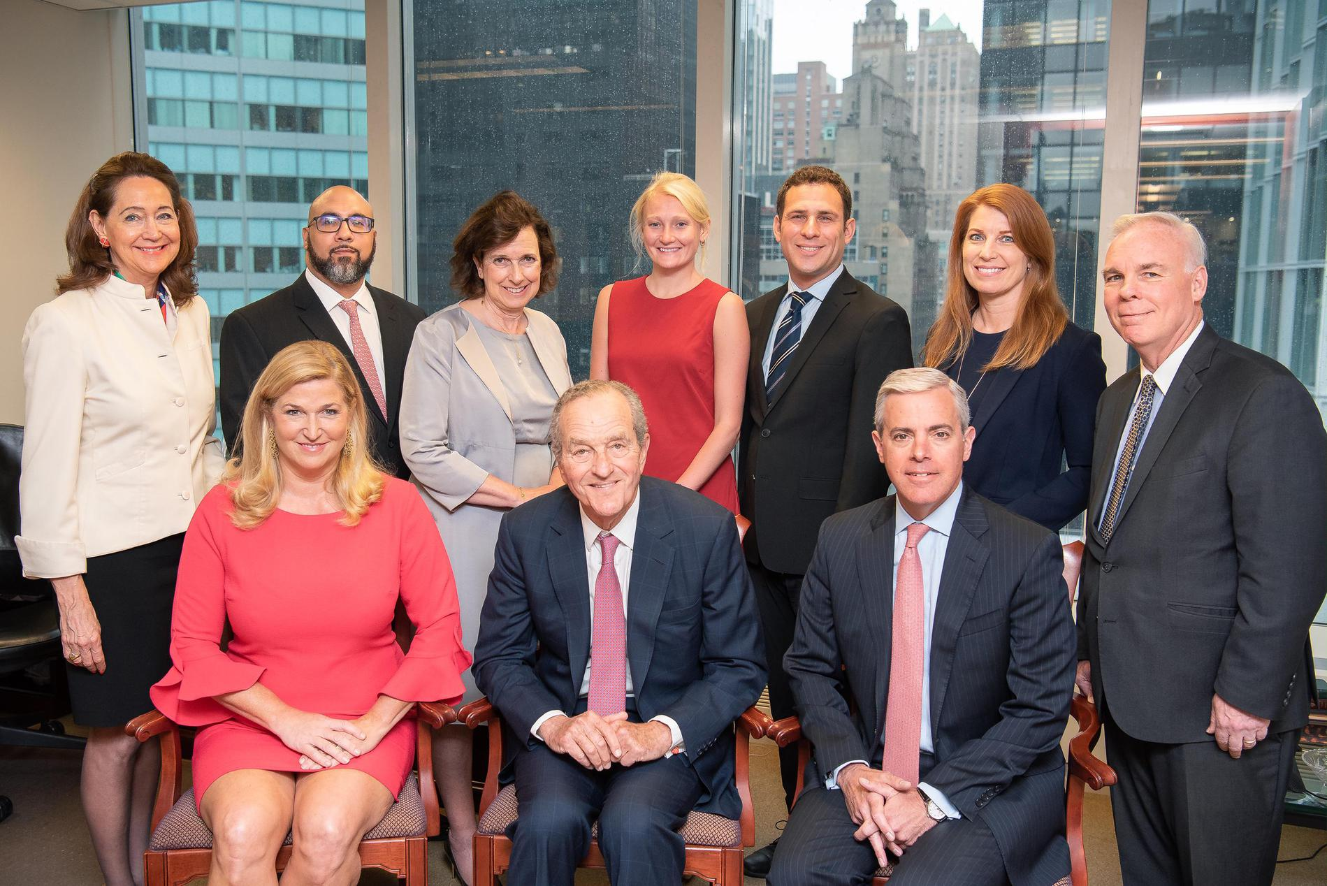 The Hampton Group | New York, NY | Morgan Stanley Wealth