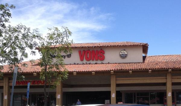 Vons Pharmacy University Ave Store Photo