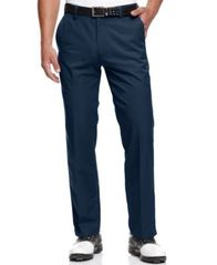 Image of Greg Norman for Tasso Elba Men's ProTech Slim-Fit Golf Pants
