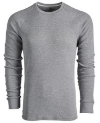 Image of American Rag Men's Long-Sleeve Thermal T-Shirt, Created for Macy's