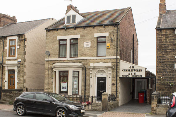 G M Charlesworth & Son Funeral Directors in Wombwell, Barnsley