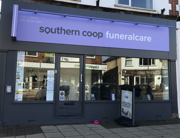 The Co-operative Funeralcare Hayling Island